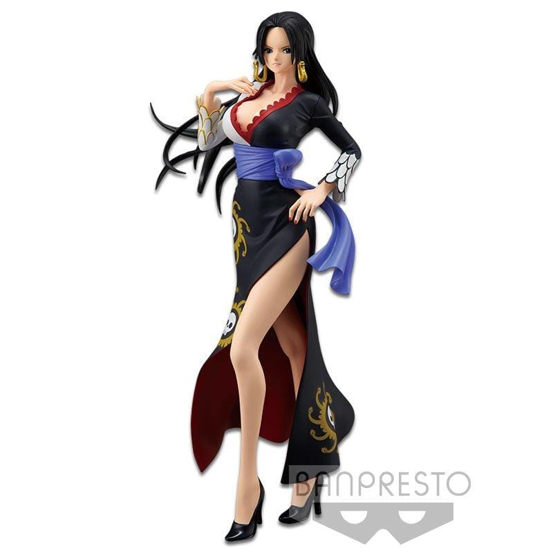 Boa Hancock Stampede Movie Glitter & Glamours Figure ver. A by Banpresto