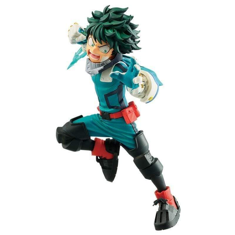 Deku Heroes Rising Figure by Banpresto