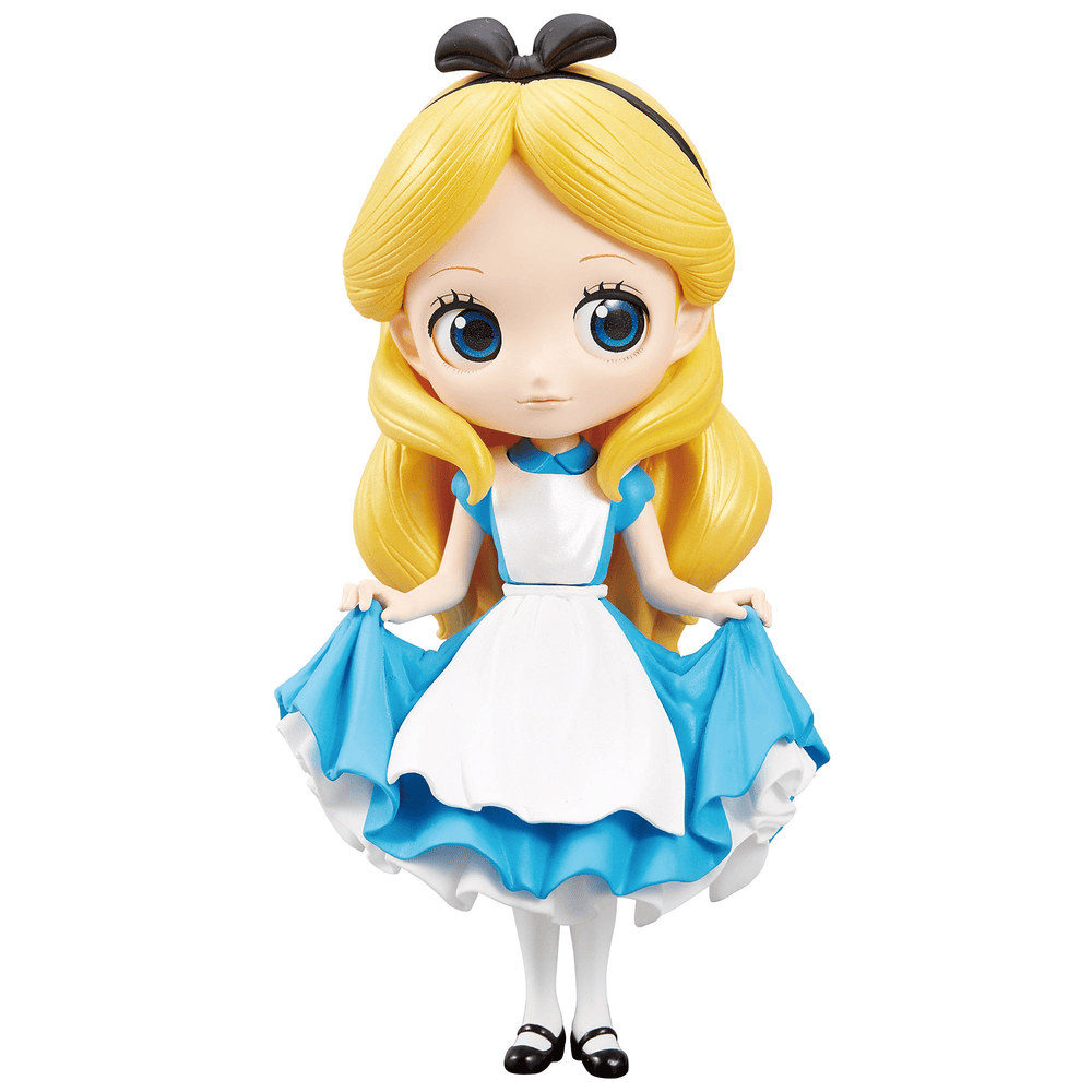 Disney's Alice in Wonderland Q Posket Figure by Banpresto