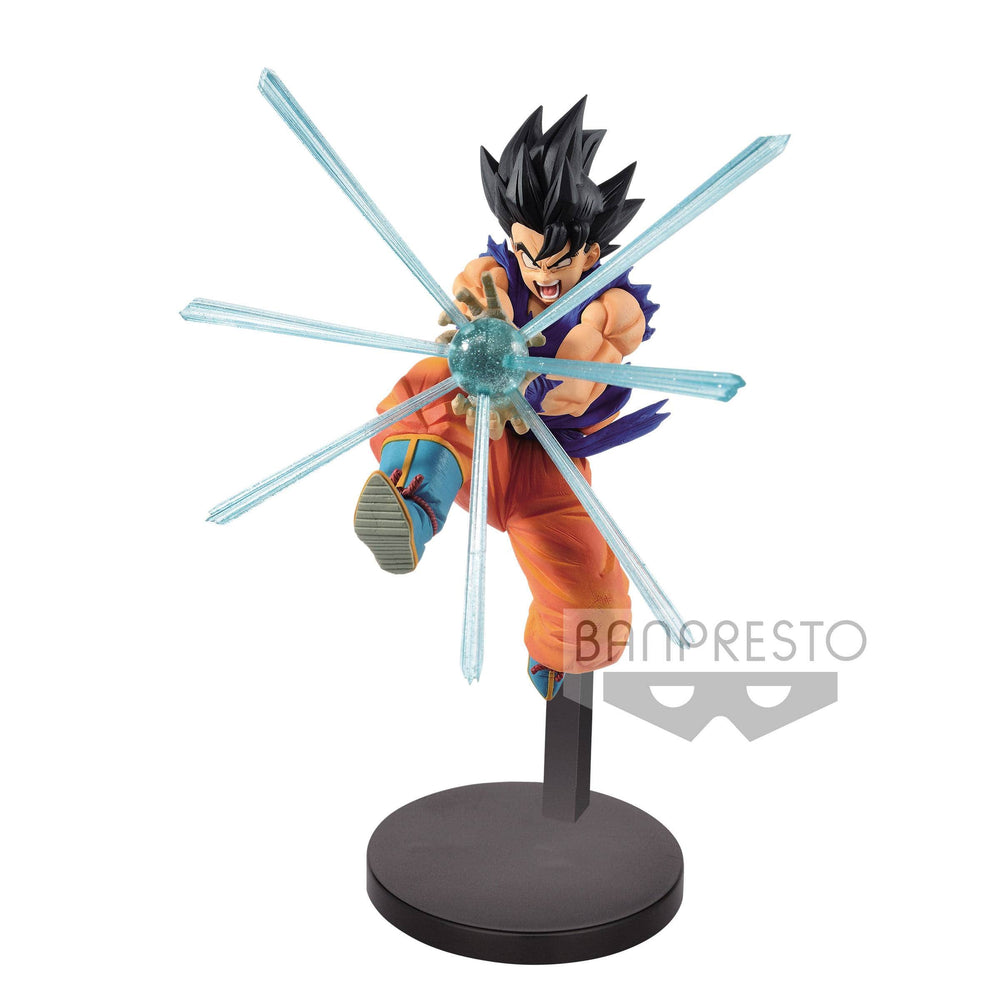 Dragonball GxMateria Son Gokou Figure by Banpresto