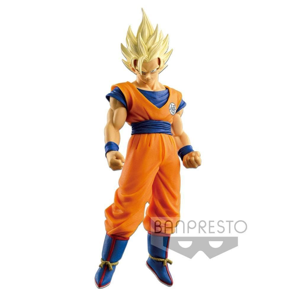 Dragonball Super Goku Figure by Banpresto