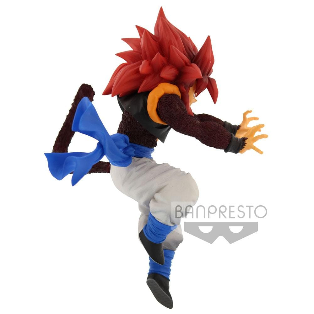 Dragonball Super Saiyan 4 Gogeta Figure by Banpresto
