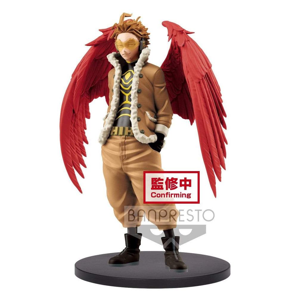 Hawks Age of Heroes Figure by Banpresto