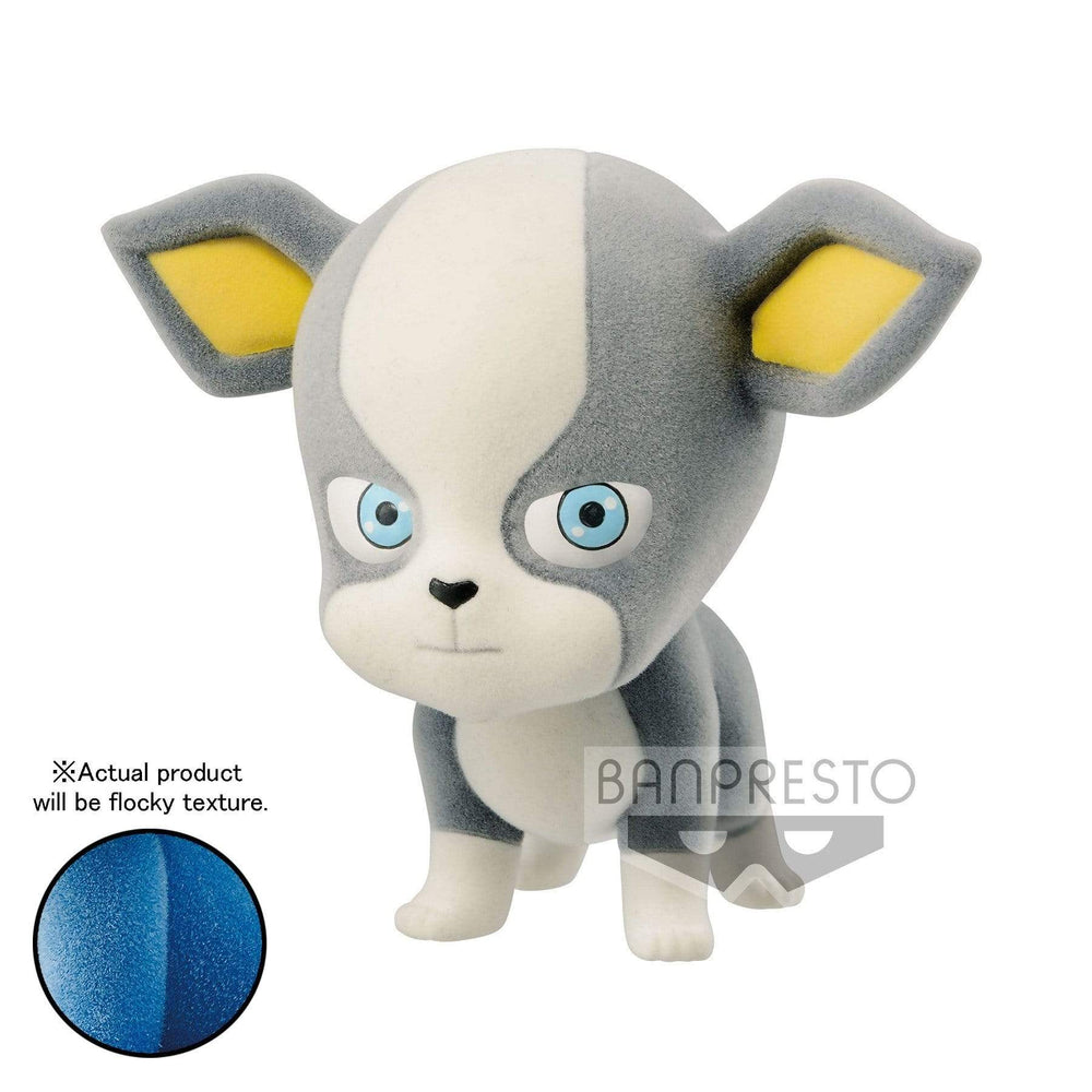 Iggy Jojo's Bizarre Adventure Fluffy Puffy Figure ver. B by Banpresto