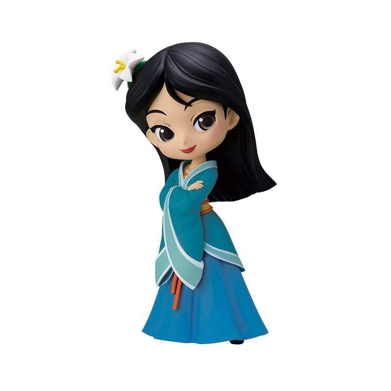 Mulan Royal ver. Q Posket Figure by Banpresto