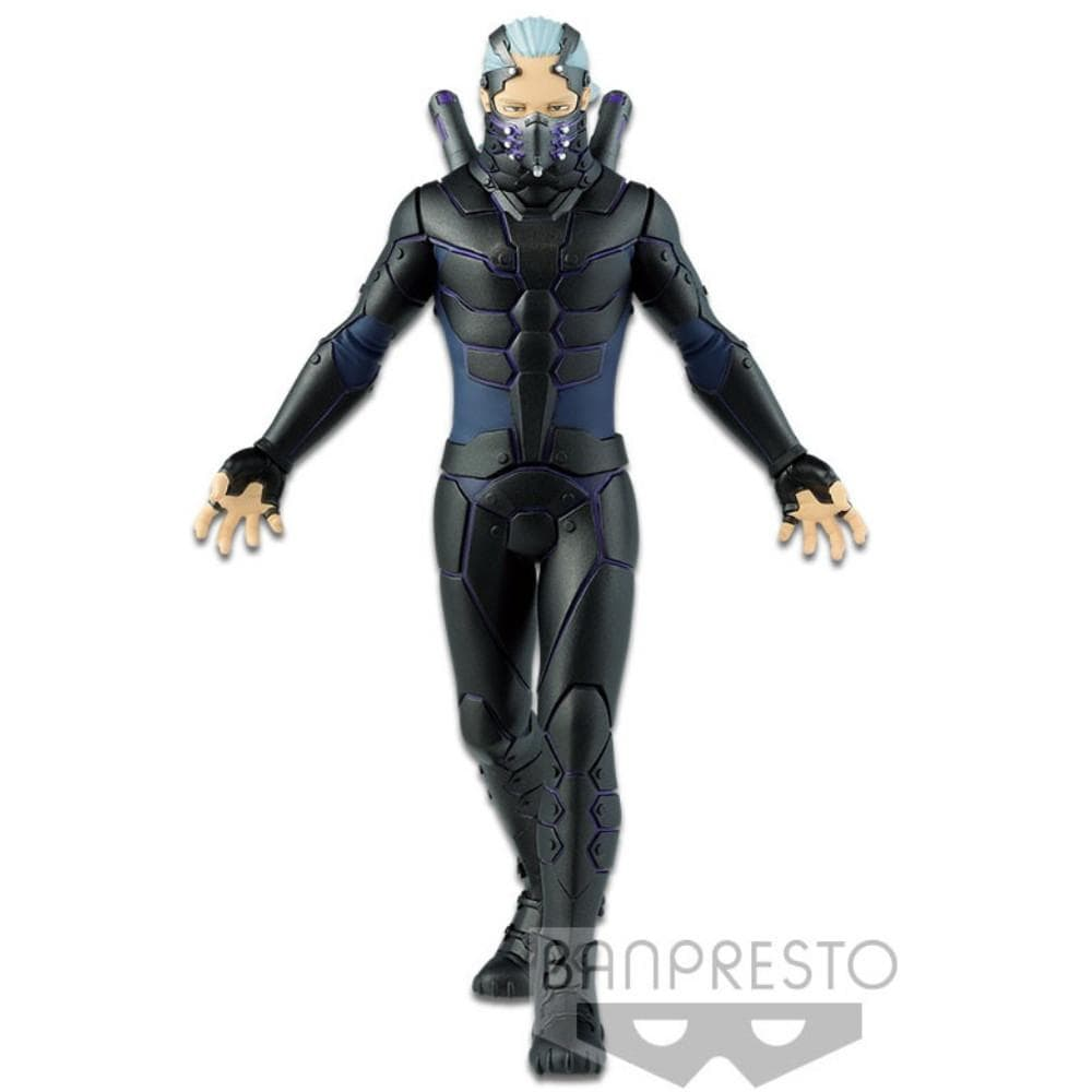 Nine Heroes Rising Figure by Banpresto
