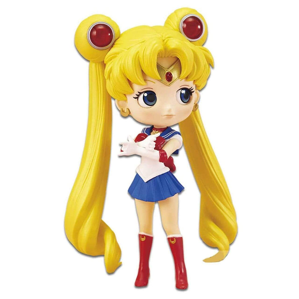 Pretty Guardian Sailor Moon Q Posket Figure by Banpresto