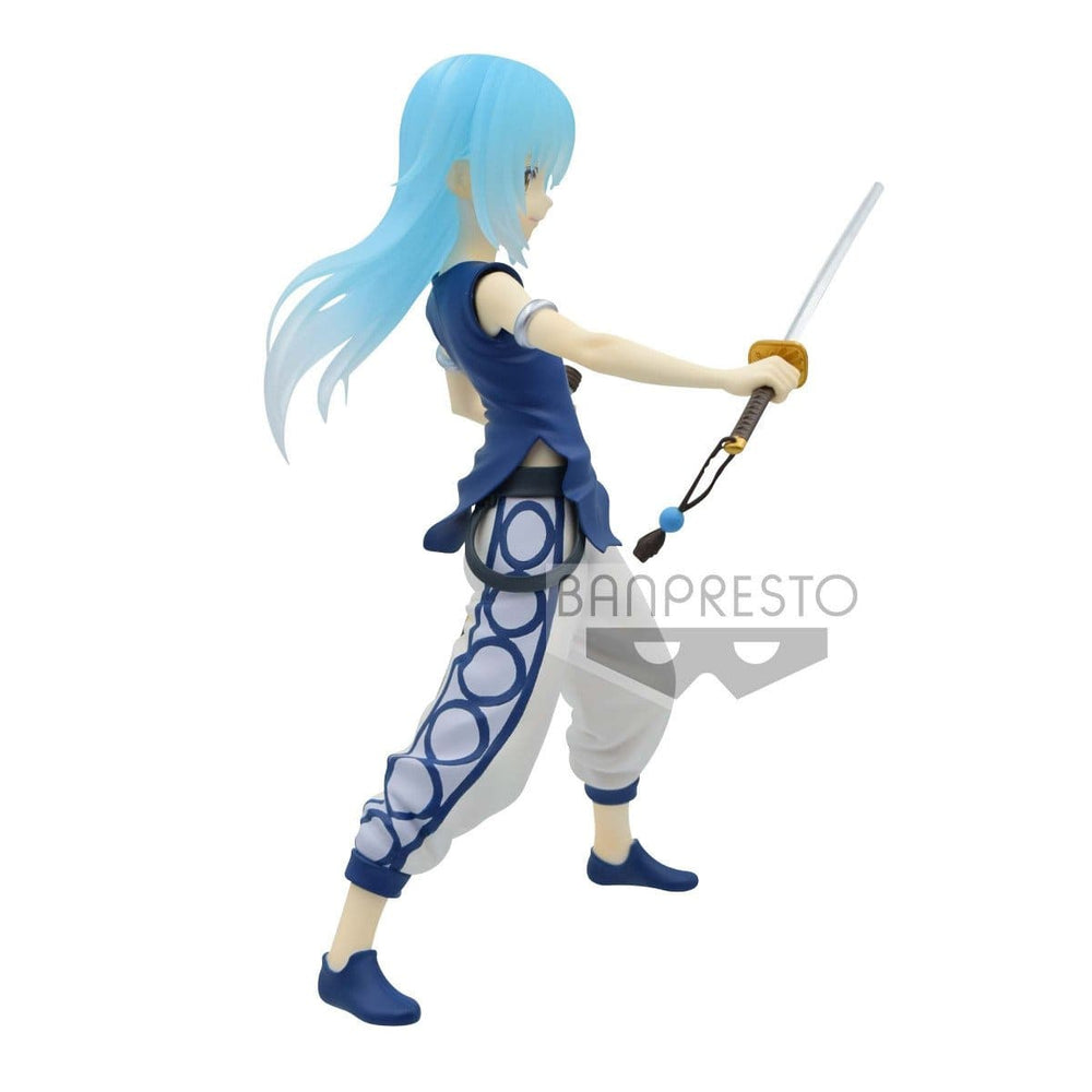 Rimuru Tempest Clear Materials ver. Espresto Figurine by Banpresto