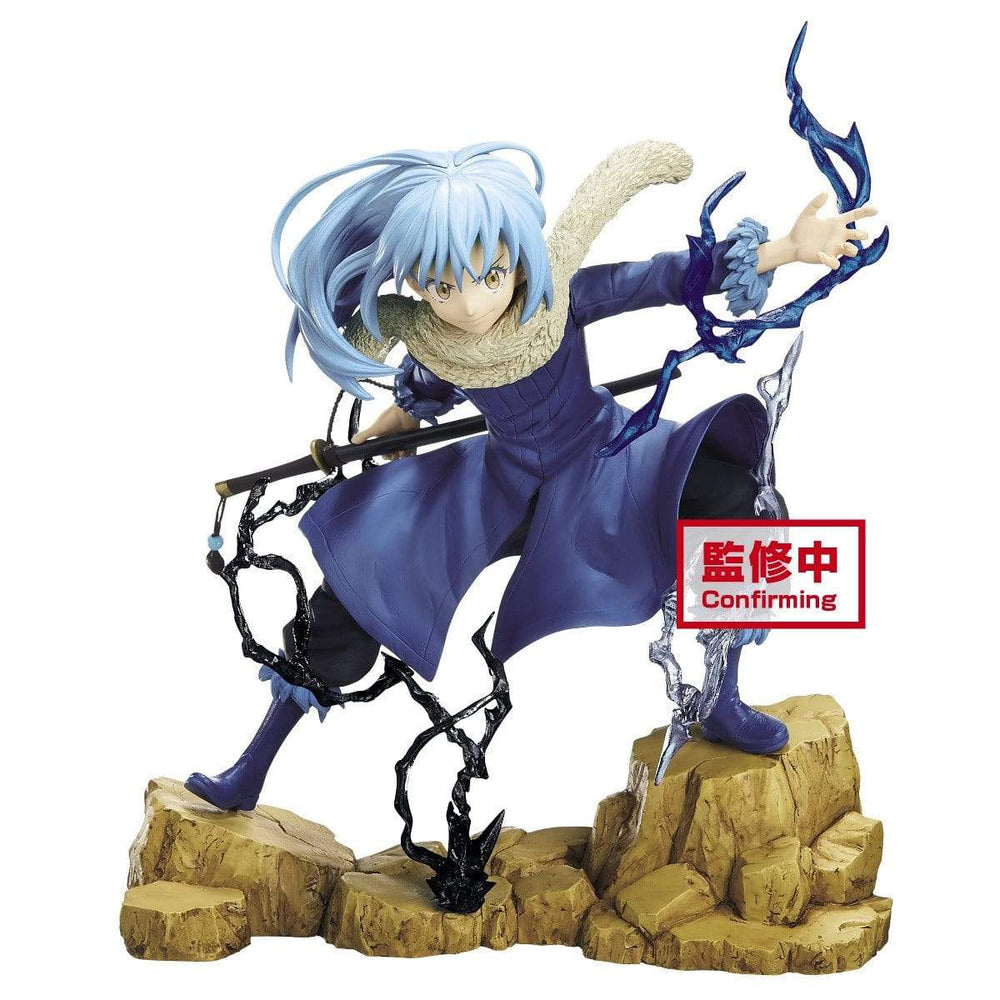 Rimuru Tempest 'Effect & Motion' ver. Espresto Figurine by Banpresto
