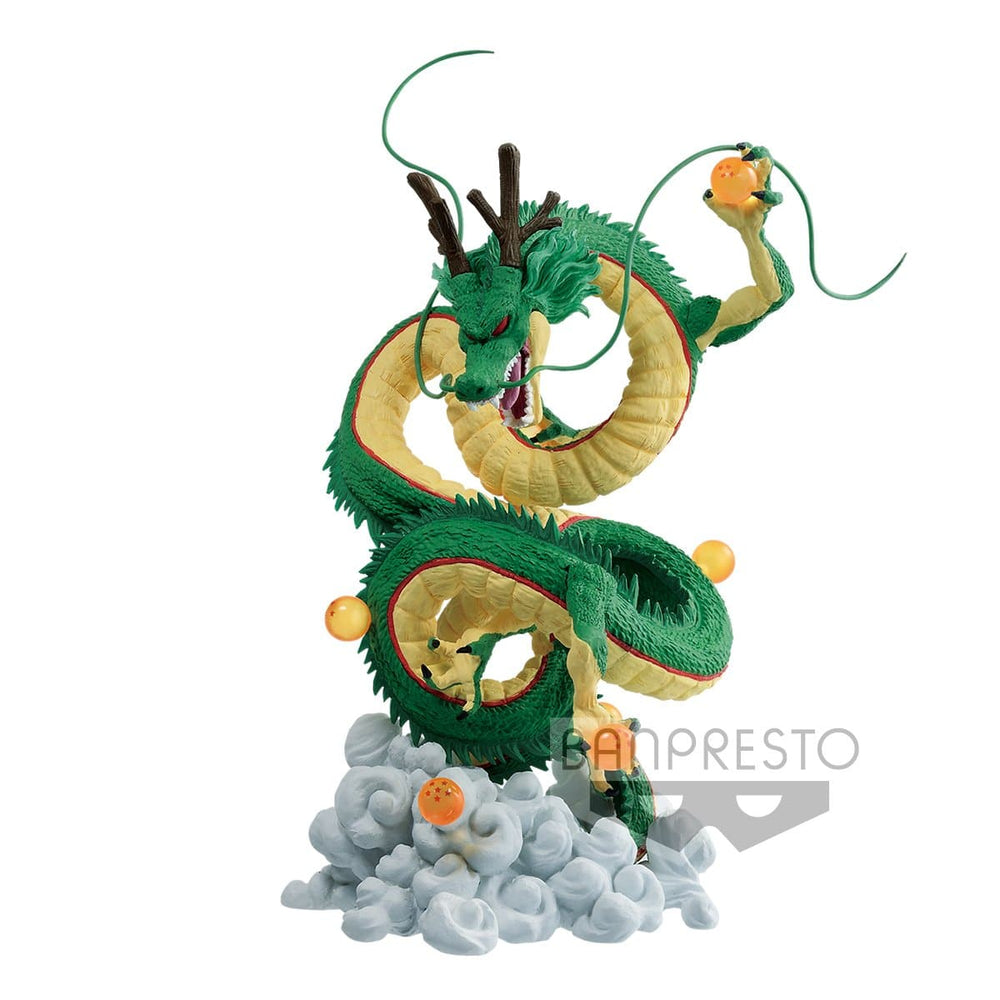 Shenron Dragon Ball Z Creator x Creator Figure by Banpresto