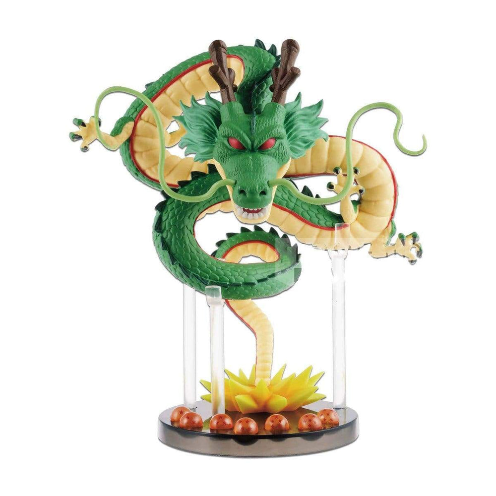 Shenron & Dragonballs Super Mega World Collectable Figure by Banpresto