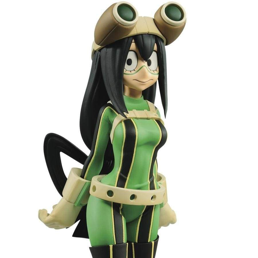 Tsuyu Asai Froppy Age of Heroes Figure by Banpresto