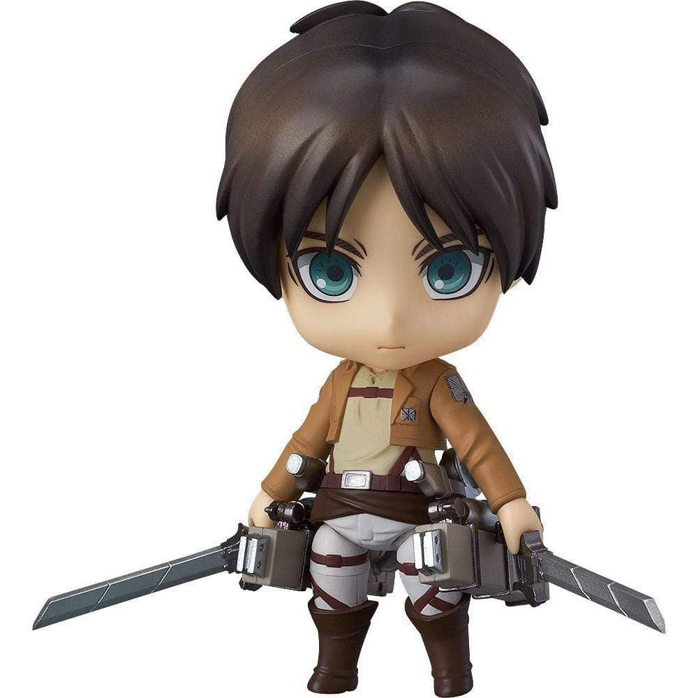 Attack on Titan Eren Yeager Nendoroid by Good Smile Company