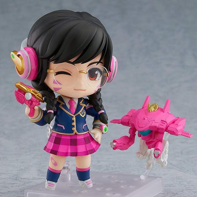 D.Va Academy Skin Edition Nendoroid by Good Smile Company