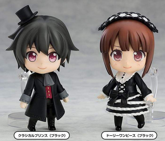 Dress-Up Gothic Lolita Nendoroid More Parts 4-Pack by Good Smile Company