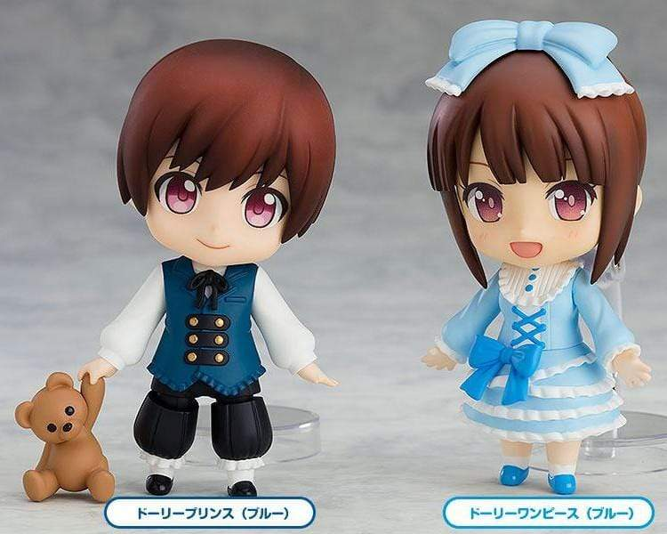 Dress-Up Lolita Nendoroid More Parts 4-pack by Good Smile Company