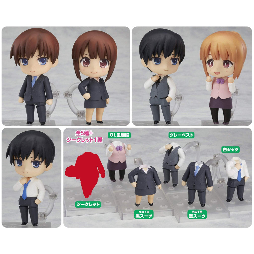 Dress-Up Suits Nendoroid More Bodies by Good Smile Company