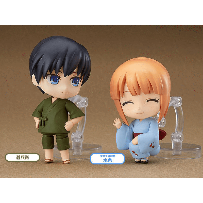 Dress-Up Yukatas Nendoroid More Parts by Good Smile Company