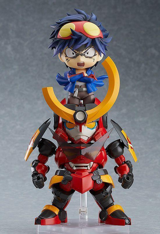 Gurren Lagann Nendoroid by Good Smile Company