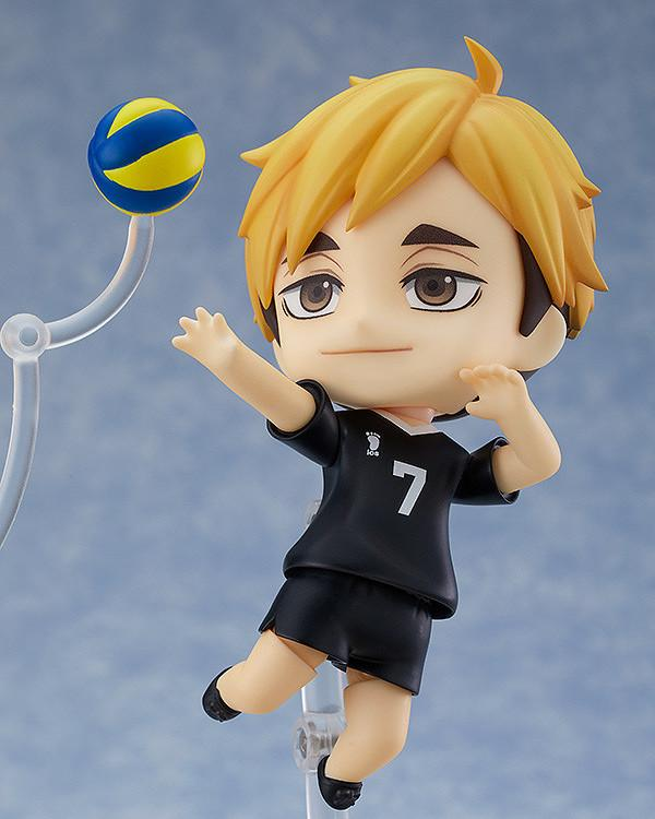 Haikyu!! Atsumu Miya Nendoroid by Good Smile Company