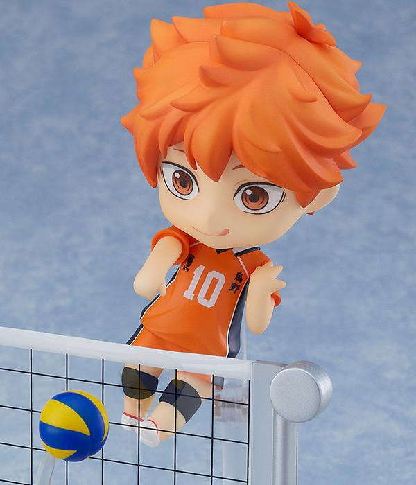 Haikyu!! Shoyo Hinata The New Karasuno ver. Nendoroid by Good Smile Company