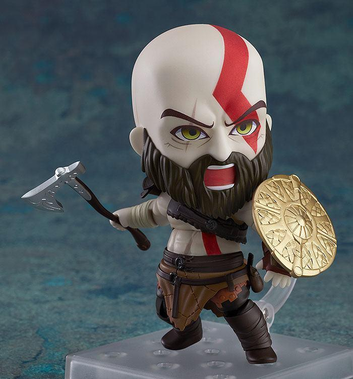Kratos Nendoroid by Good Smile Company