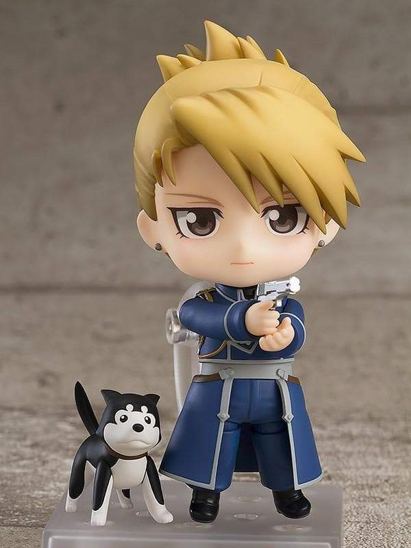 Riza Hawkeye Nendoroid by Good Smile Company