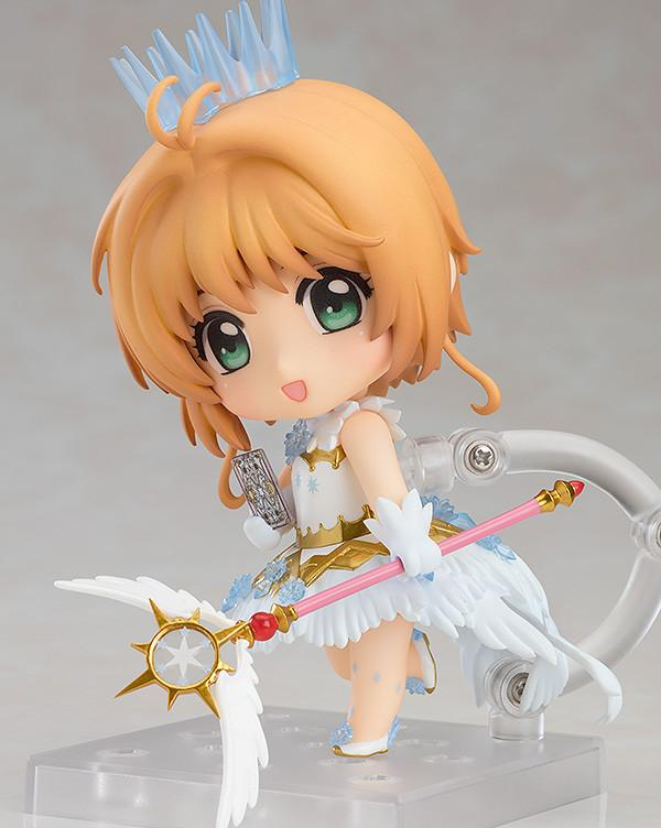 Sakura Magical Girl Clear Card ver. Nendoroid by Good Smile Company