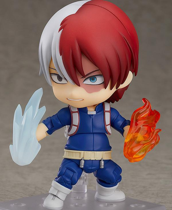 Shoto Todoroki Nendoroid by Good Smile Company