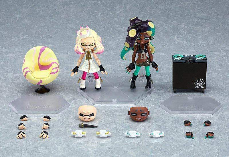Splatoon 2 Off the Hook Pearl & Marina figma 2-pack by Good Smile Company
