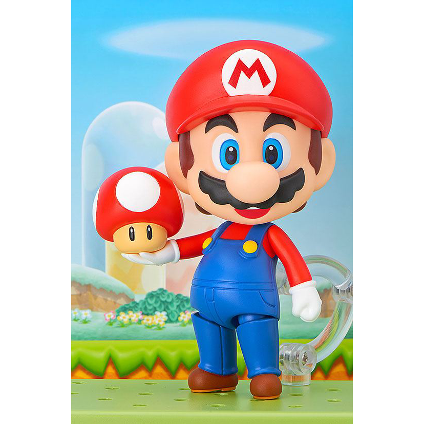 Super Mario Nendoroid by Good Smile Company