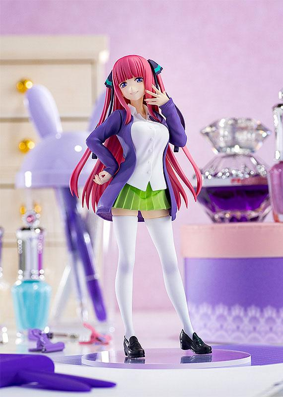 The Quintessential Quintuplets Nino Nakano Pop Up Parade Figure by Good Smile Company