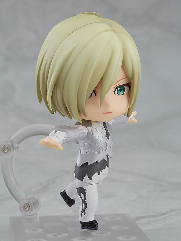 Yuri Plisetsky Yuri on Ice!!! Nendoroid by Good Smile Company