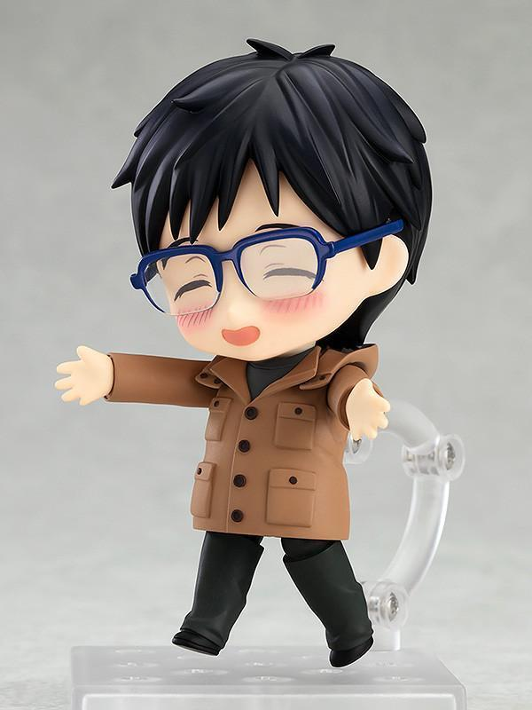 Yuuri K Casual ver. Nendoroid by Good Smile Company