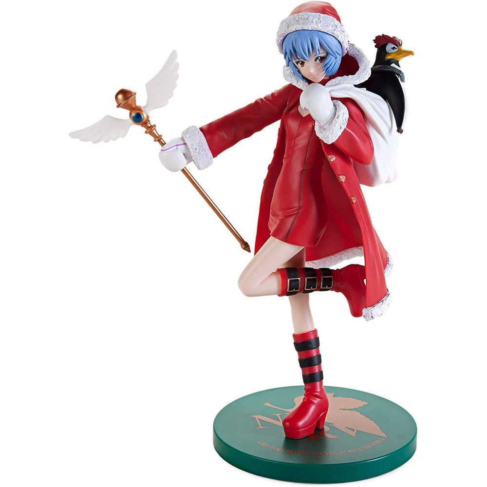 Christmas Rei Evangelion Figure by Sega