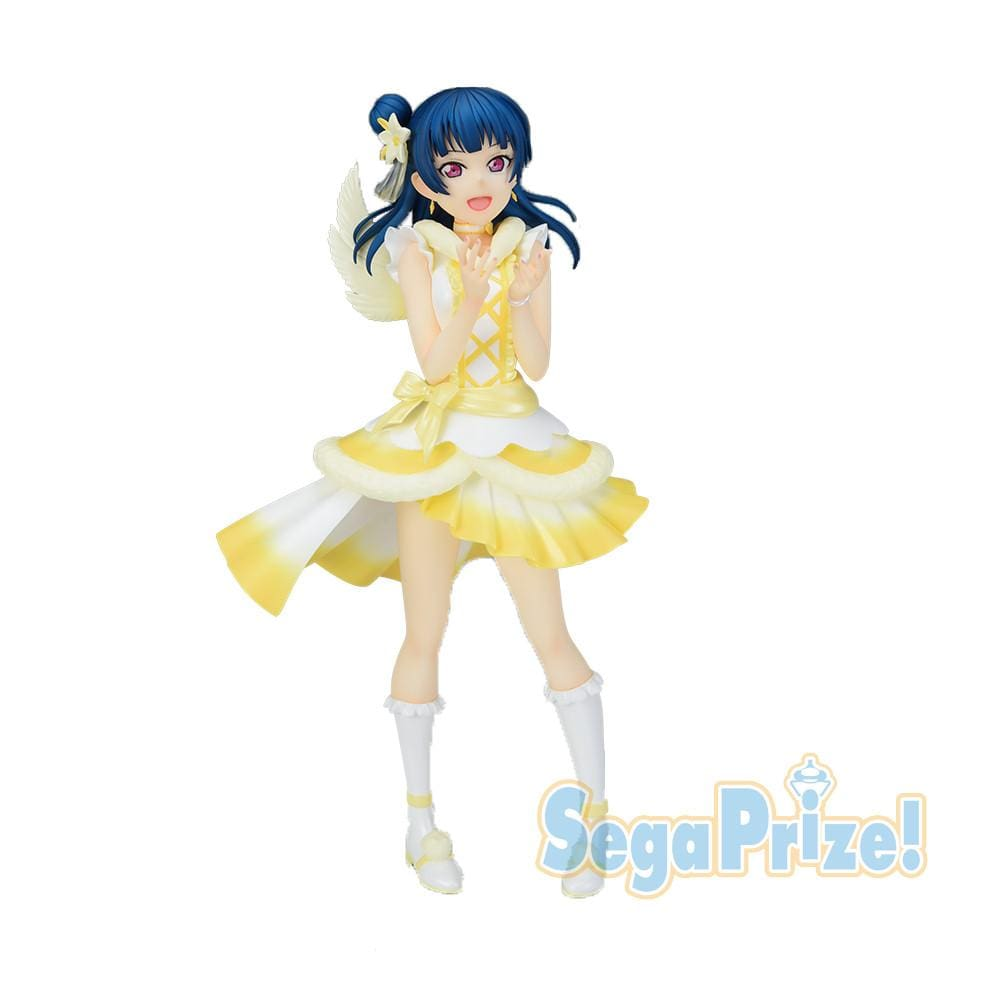 Yoshiko Love Live! Sunshine Over the Rainbow Figurine by Sega