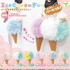 PonPon Icecream Fluffy Straps by Yale