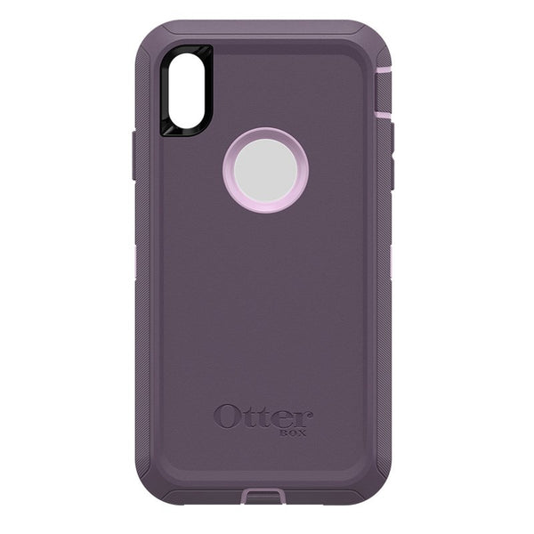 "OTTERBOX DEFENDER CASE SUITS IPHONE XS MAX (6.5"") - PURPLE NEBULA"