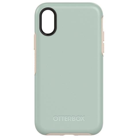 OTTERBOX SYMMETRY CASE SUITS IPHONE X - MUTED WATERS