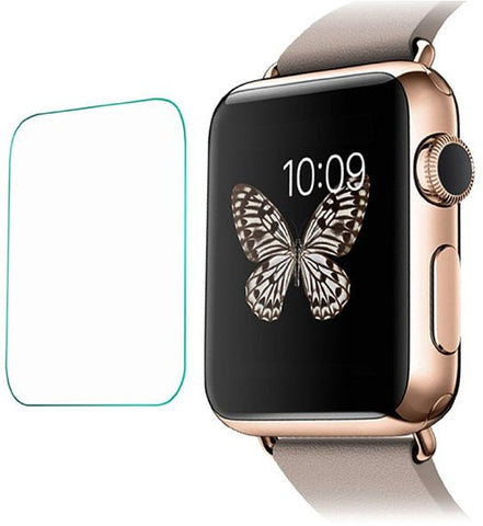 Ultra Thin Tempered Glass Screen Protector Film for Apple Watch 38mm