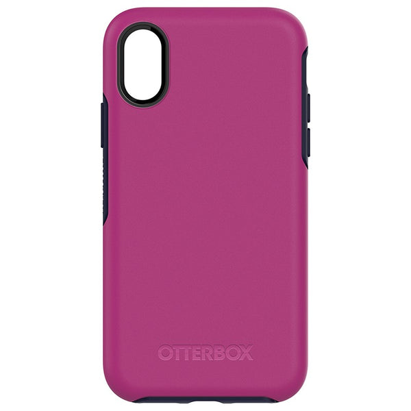 OTTERBOX SYMMETRY CASE SUITS IPHONE X - MIX BERRY JAM