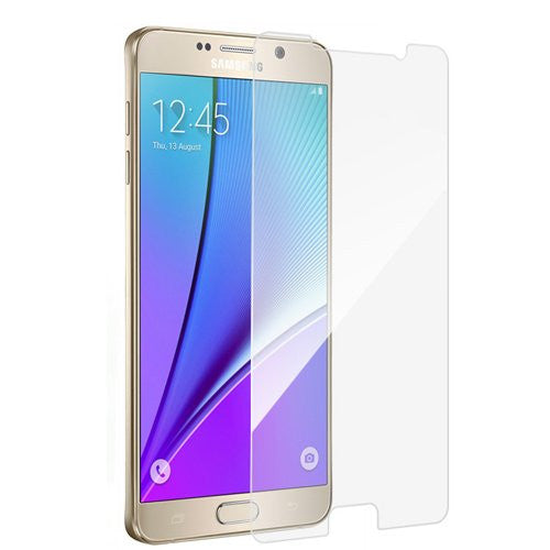 Cases, Covers, Skins - Tempered Glass Ultra Thin Film Screen Protector For Samsung Galaxy Note 5