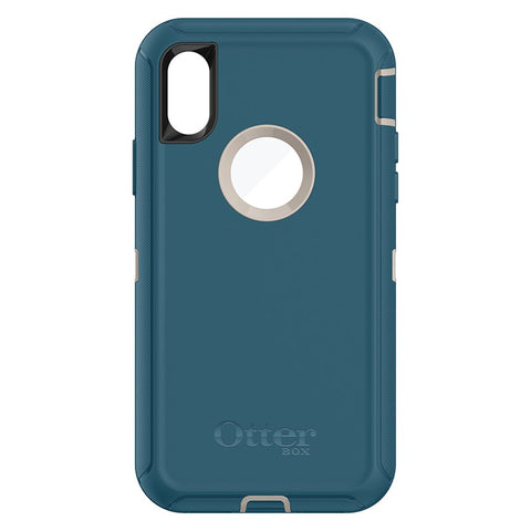 OTTERBOX DEFENDER CASE SUITS IPHONE X - BIG SUR