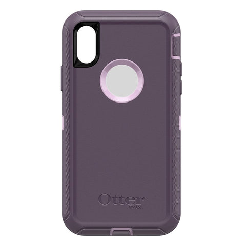 "OTTERBOX DEFENDER CASE SUITS IPHONE X/XS (5.8"") - PURPLE NEBULA"