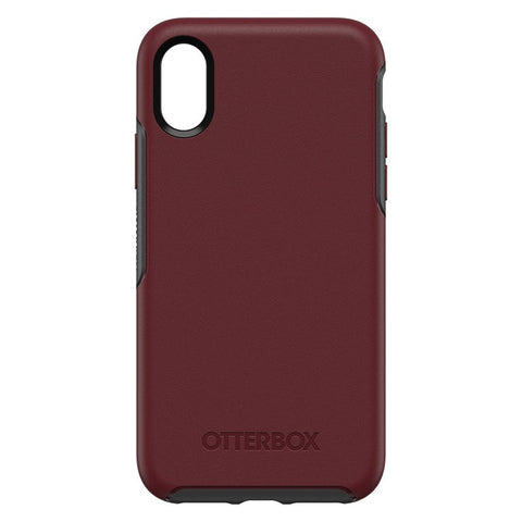 "OTTERBOX SYMMETRY CASE SUITS IPHONE X/XS (5.8"") - FINE PORT"