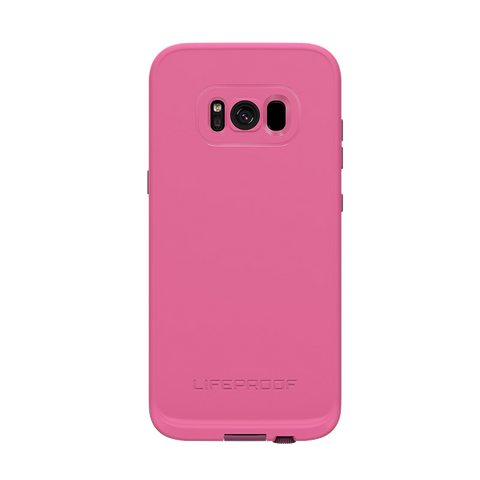 Cases, Covers, Skins - LifeProof Fre Case Waterproof Cover For Samsung Galaxy S8 - Plum/Purple