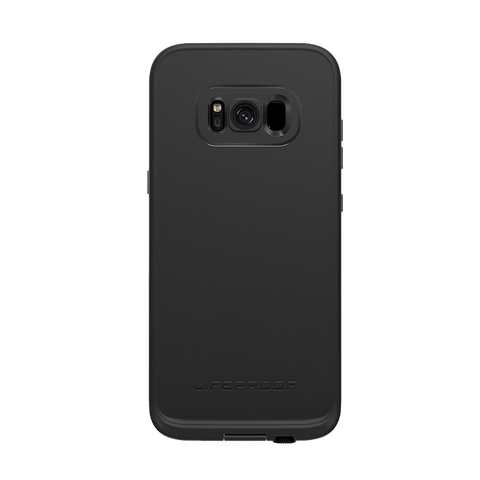 Cases, Covers, Skins - LifeProof Fre Case Waterproof Cover For Samsung Galaxy S8+ - Black/Dark Grey