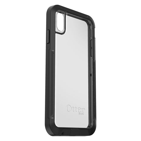 "OTTERBOX PURSUIT CASE SUITS IPHONE XS MAX (6.5"") - BLACK/CLEAR"