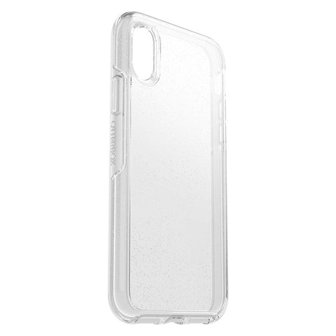 "OTTERBOX SYMMETRY CLEAR CASE SUITS IPHONE X/XS (5.8"") - STARDUST"