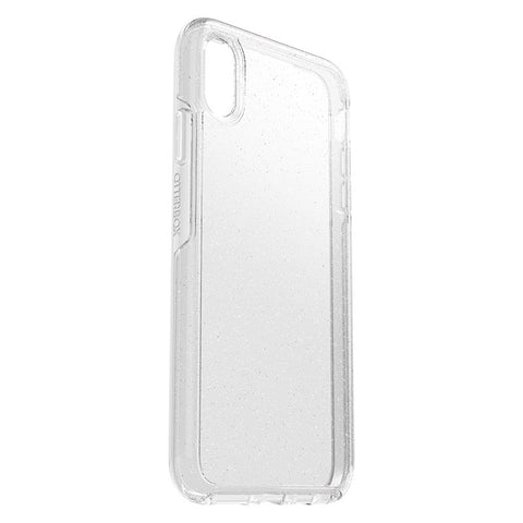"OTTERBOX SYMMETRY CLEAR CASE SUITS IPHONE XS MAX (6.5"") - STARDUST"